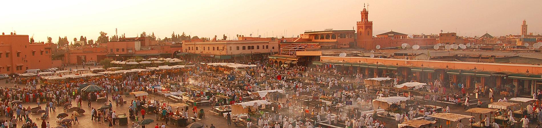 Airport Shuttle Marrakech