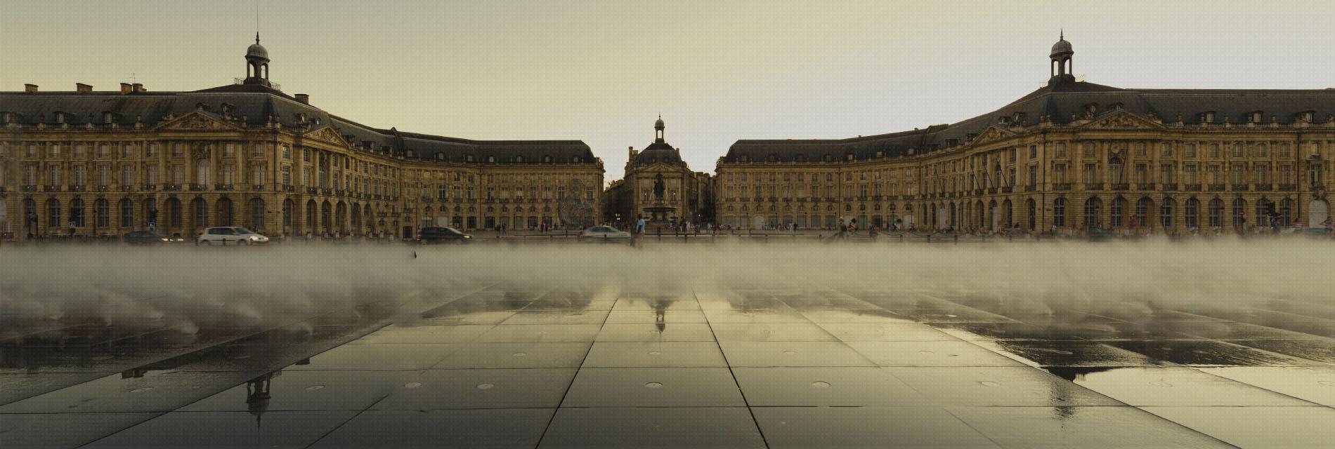 Votre chauffeur vtc à Bordeaux