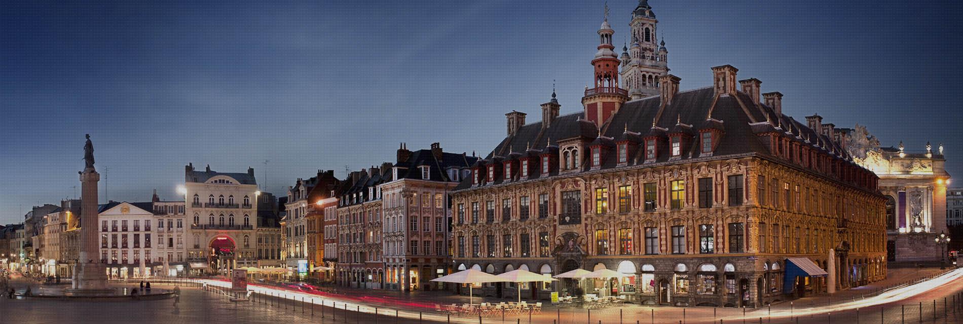 Votre chauffeur vtc à Lille dès 19€