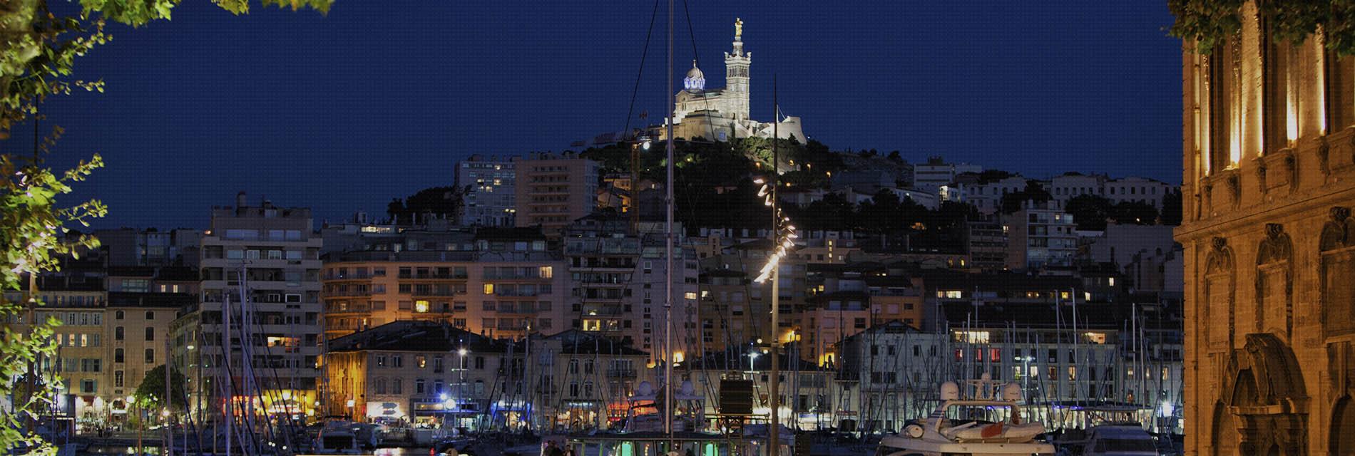 Votre navette entre Marseille et Aix en Provence