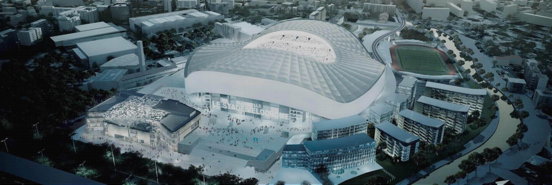 Votre transport vers ou depuis le stade Vélodrome