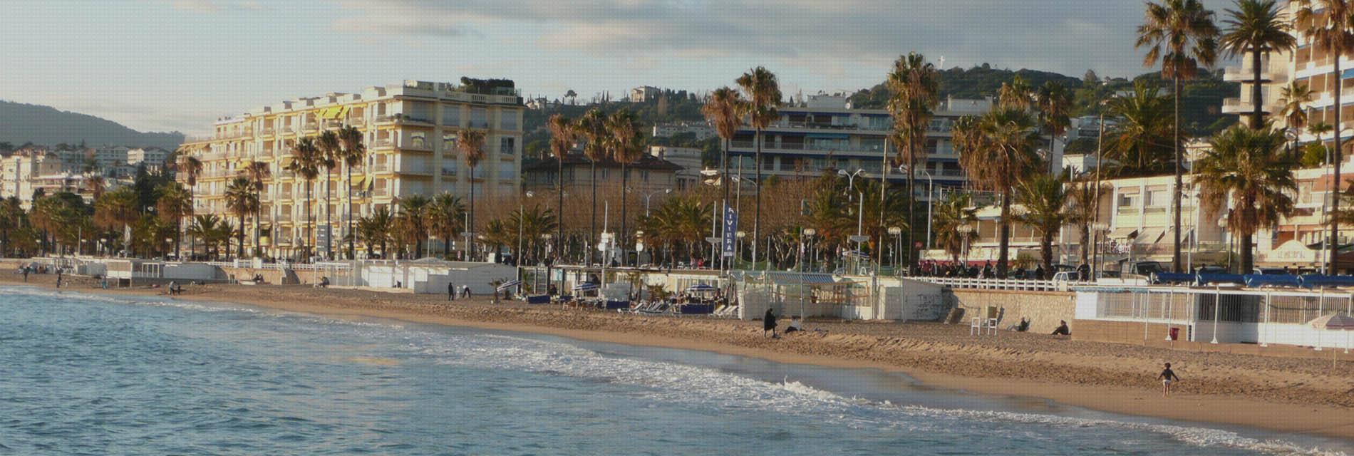 Votre transport privé entre Nice et Cannes