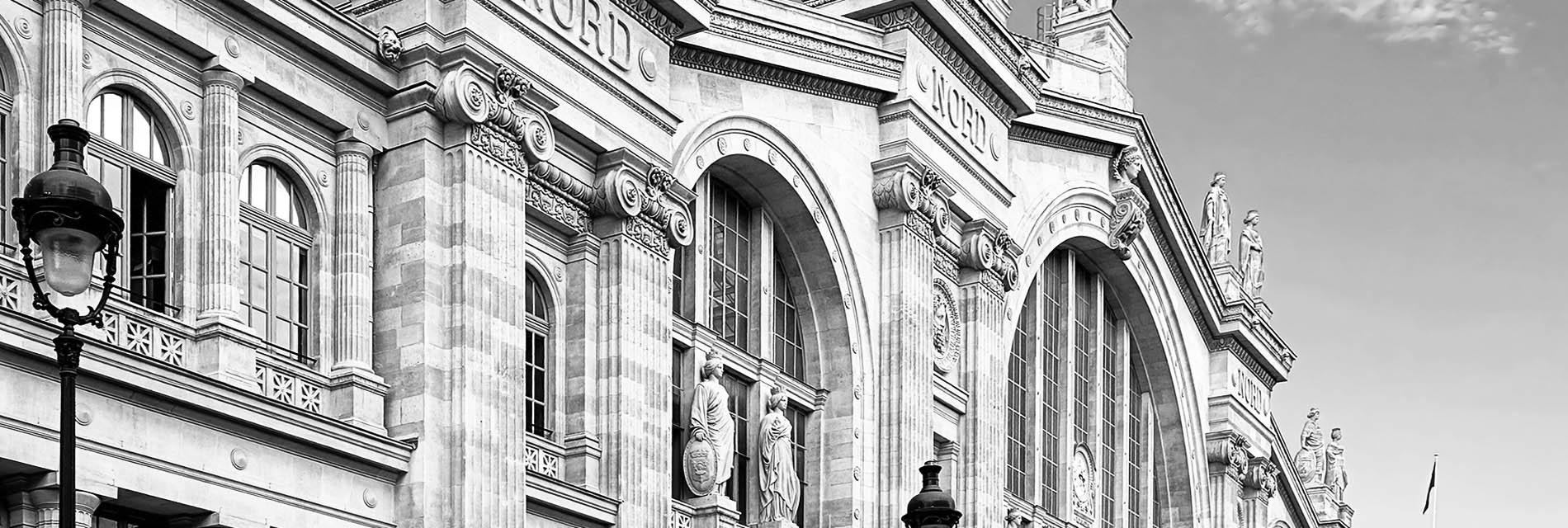 Navette Orléans Gare du Nord Paris