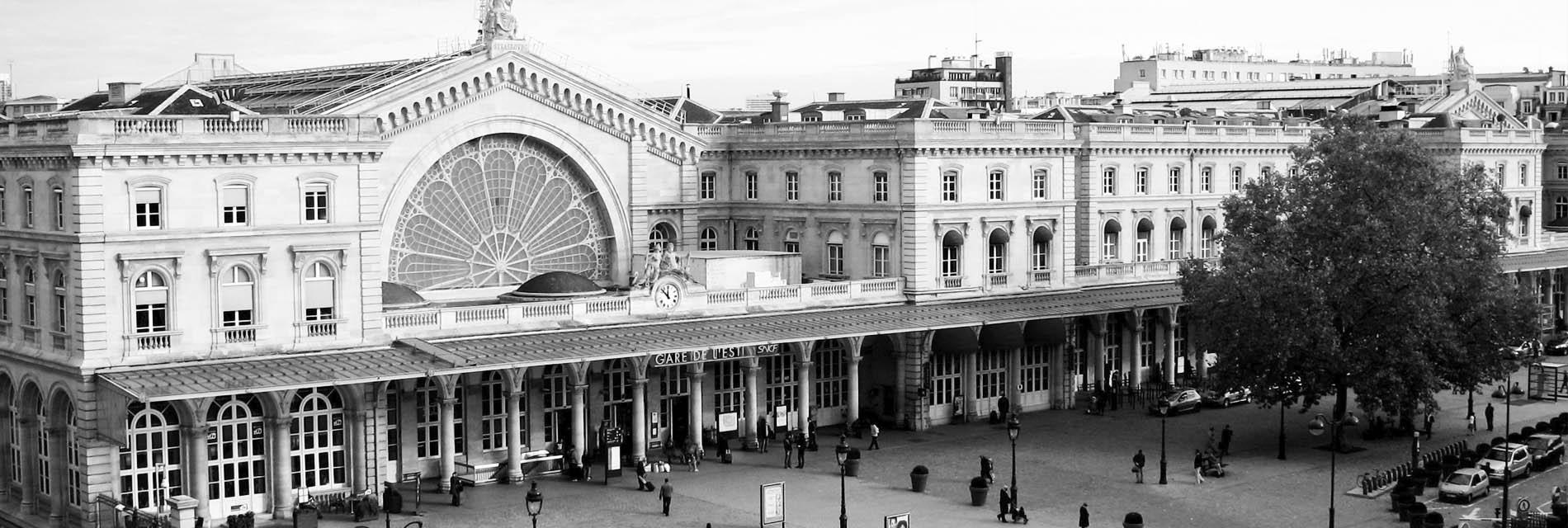 Votre navette Gare SNCF depuis Orléans vers Gare de l'Est à Paris dès 49€