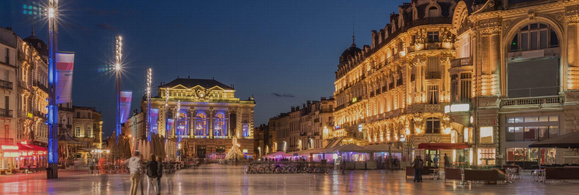 Réservez votre taxi ou VTC à Montpellier