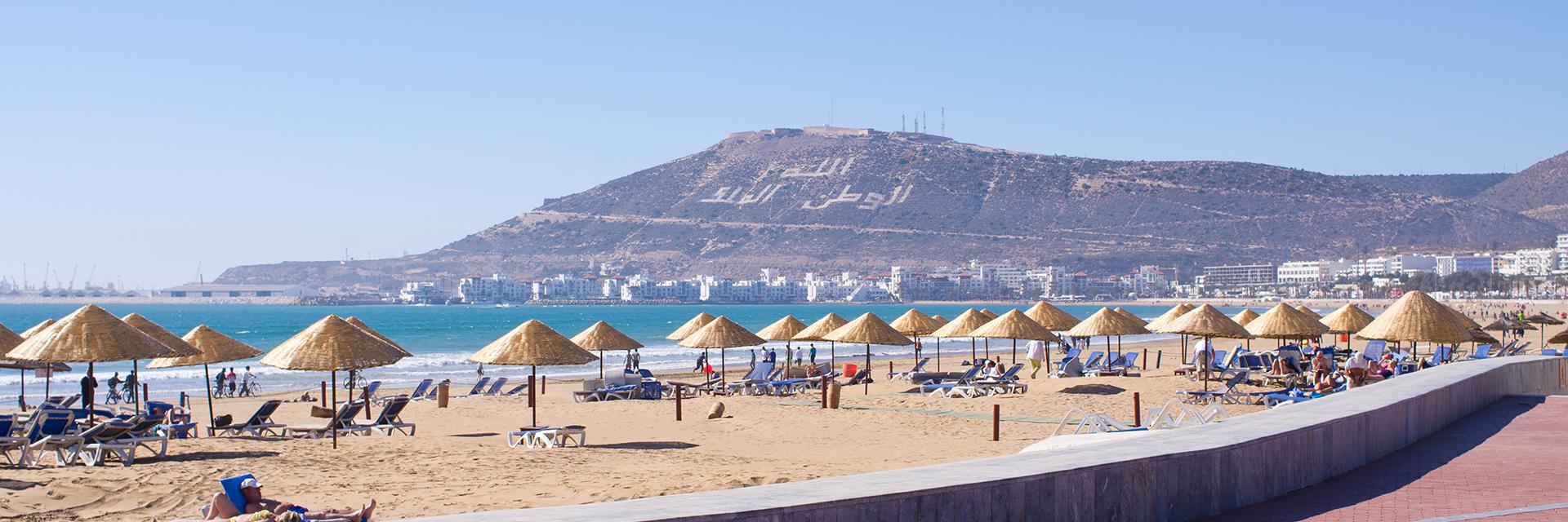 Transfert aéroport Agadir