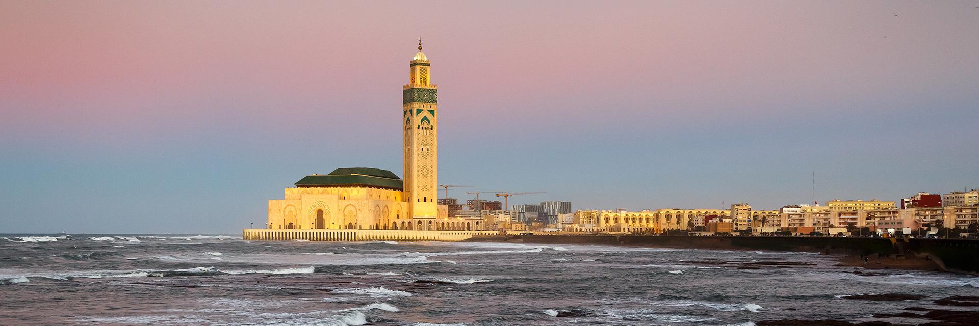 Transfert Aéroport Casablanca