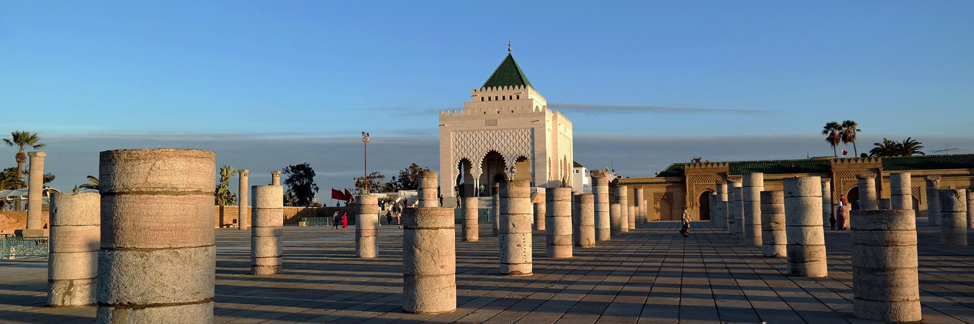 Transfert aéroport Rabat