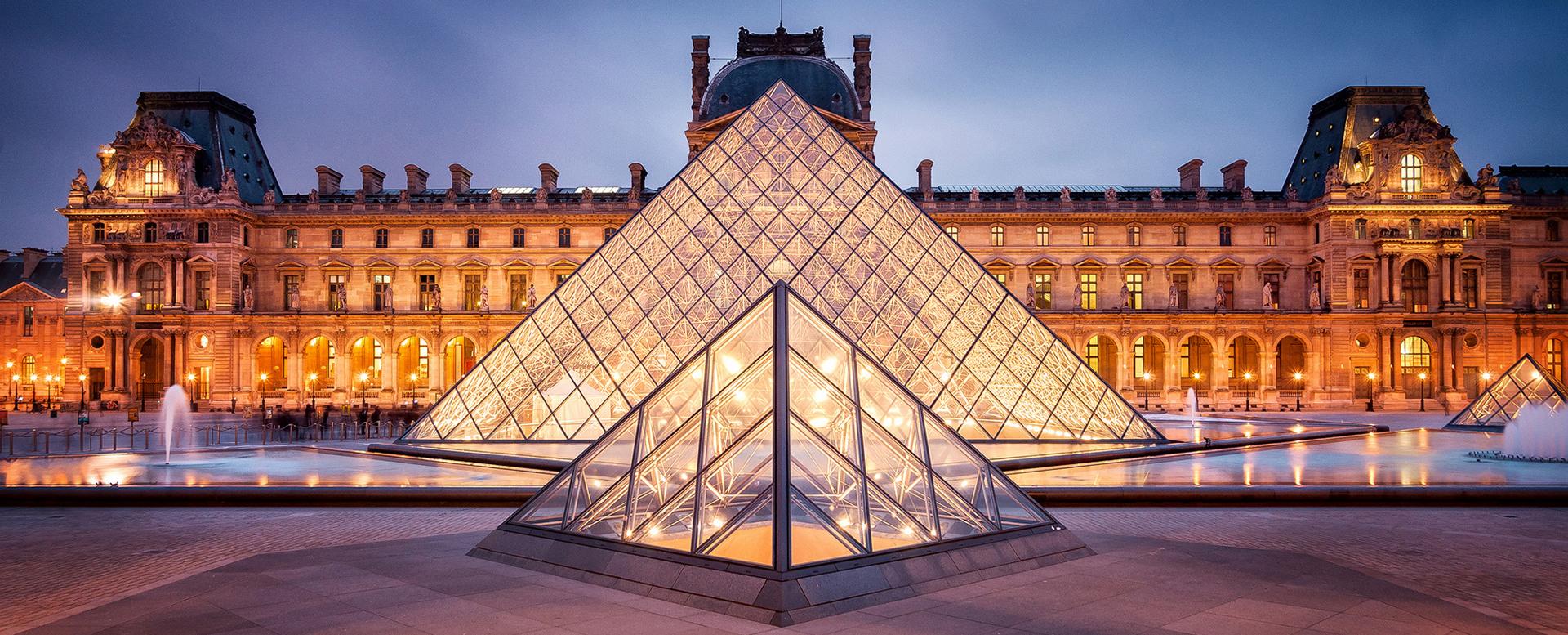 Votre chauffeur privé pour votre transport entre Paris et Musée du Louvre